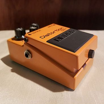 Used Boss DS1 Distortion Effects Pedal